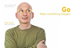 Seth Godin blog picture